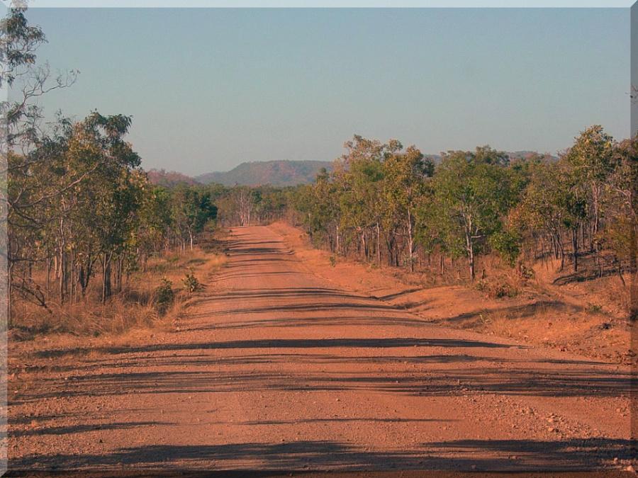 Red Dirt Road--CC License