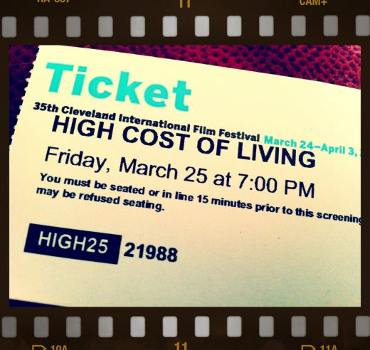 High Cost of Living by Flickr User Brandice Schnabel, CC License = Attribution, Noncommercial, No Derivative Works