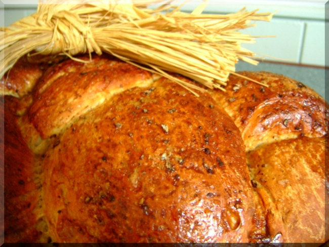 Challah by Flickr User Ceressa Bateman, CC License = Attribution
