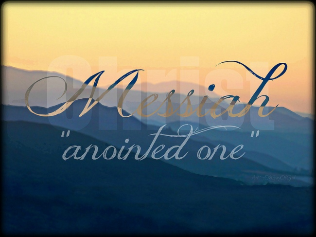 Christ the Anointed One by Flickr User Art4TheGlryOfGod by Sharon, CC License = Attribution, No Derivative Works