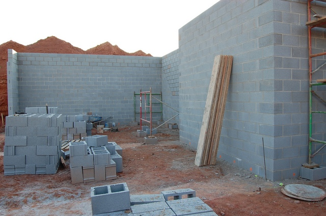 Room Constuction by Flickr User Jeff Frisbee, CC License = Attribution, Noncommercial, No Derivative Works