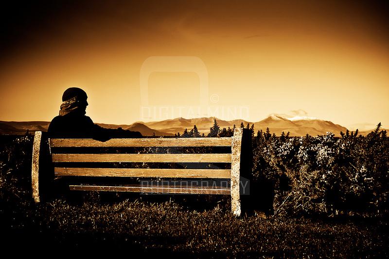 Isolation by Flickr User digitalmindphotography (David Smith), CC License = Attribution