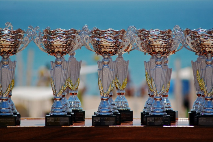Trophies by Flickr User Vitor Antunes, CC License = Attribution, Noncommercial, No Derivative Works Click image to open new tab/window to view original image and to access user's full photo stream at Flickr.
