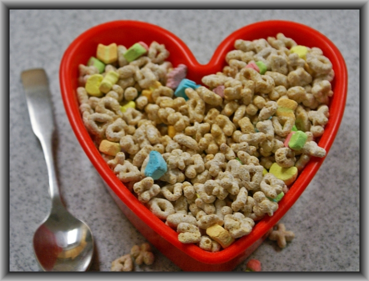 Charms Cereal by Flickr User Chris Metcalf, CC License = Attribution