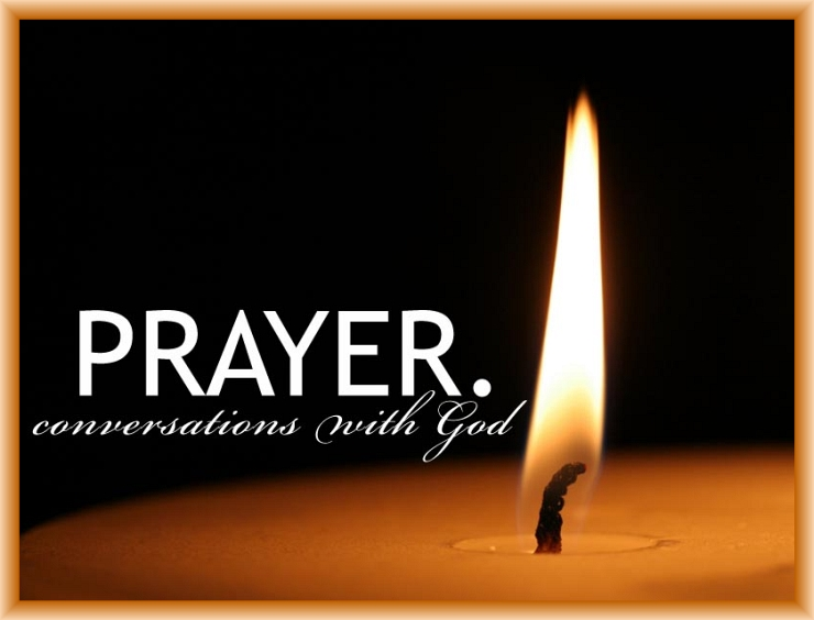 Prayer--Conversations with God by Flickr User Evan Courtney, CC License = Attribution