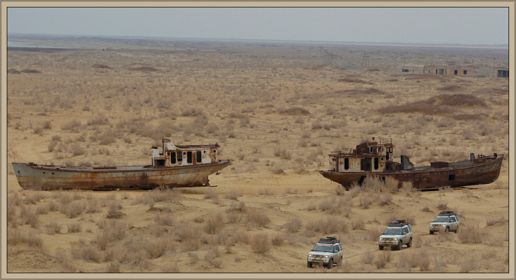 Journey of Discovery by Flickr User Land Rover MENA, CC License = Attribution
