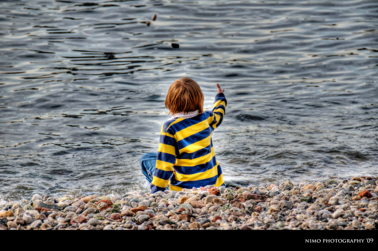 Skipping Stones by Flickr User iamNigelMorris, CC License = Attribution, Noncommercial, No Derivative Works