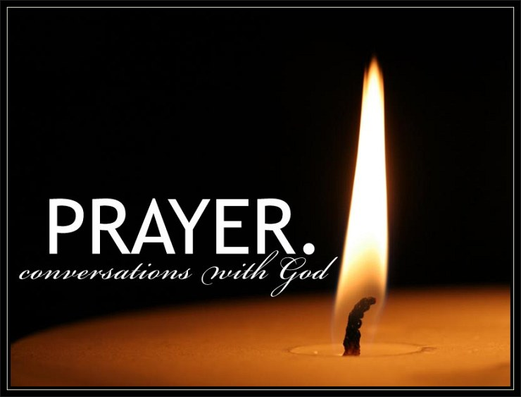 Prayer, Conversations With God by Flickr User Evan Courtney, CC License = Attribution